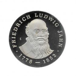 Münze 5 Mark Deutschland DDR Friedrich Ludwig Jahn Jahr 1977 | Numismatik Store - Alotcoins
