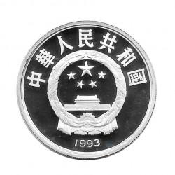 Gedenkmünze 10 Yuan China Weltmeisterschaft USA 1994 Jahr 1993 | Numismatik Shop - Alotcoins