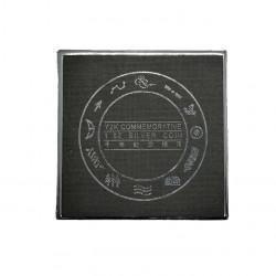 Gedenkmünze 10 Yuan China Neues Jahrtausend Jahr 2000 Polierte Platte PP + Box 2 | Numismatik Store - Alotcoins