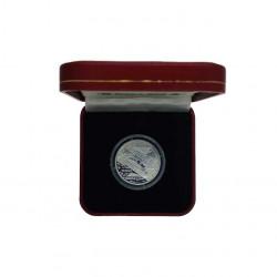 Gedenkmünze Gibraltar 14 ECU Kanaltunnel Jahr 1993 Polierte Platte PP | Numismatik Store - Alotcoins