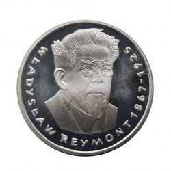 Silbermünze 100 Złote Polen Władyslaw Reymont Jahr 1977 | Numismatik Store - Alotcoins