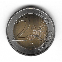 "Coin 2 Euro Germany Holstentor ""D"" Year 2006"