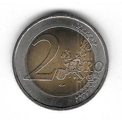 """Moneda 2 Euros Alemania Holstentor """"D"""" Año 2006"""