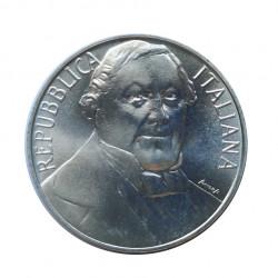 Silver Coin 500 Lire Italy Gioacchino Rossini Year 1992 | Numismatics Store - Alotcoins