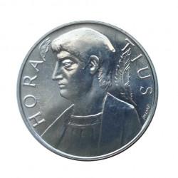 Gedenkmünze 500 Lire Italien Horatius Jahr 1993 | Numismatik Shop - Alotcoins