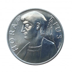 Silver Coin 500 Lire Italy Horatius Year 1993 | Numismatics Store - Alotcoins