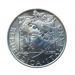 Moneda 500 Liras Italia Flora y Fauna Año 1992 Sin circular SC | Monedas de colección - Alotcoins
