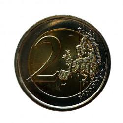Gedenkmünze Italien 2 Euro Markusdom Venedig Jahr 2017 Unzirkuliert UNZ | Numismatik Shop - Alotcoins