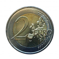 Commemorative Coin 2 Euros France Peace Year 2015 | Numismatics Store - Alotcoins