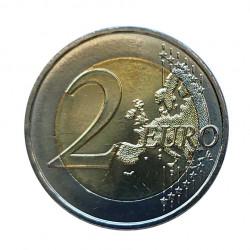 Gedenkmünze 2 Euro Frankreich Frieden Jahr 2015 | Numismatik Shop - Alotcoins