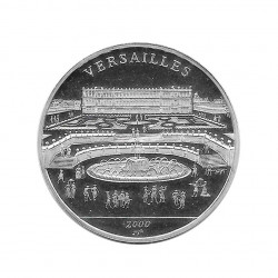 Silver Coin 10 Pesos Cuba Castle of Versailles France Year 2000 | Collectible Coins - Alotcoins