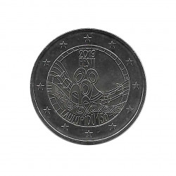 2 Euros Commemorative Coin Estonia Festival Song Year 2019 Uncirculated UNC | Collectible Coins - Alotcoins