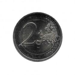 Moneda 2 Euros Conmemorativa Estonia Tartu Tratado Paz Centenario Año 2020 Sin circular SC | Numismática Española - Alotcoins