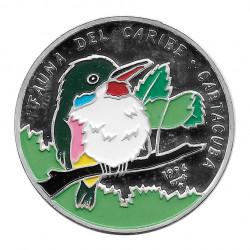 Moneda Plata 20 Pesos Cuba Cartacuba Año 1996 Proof | Monedas de colección - Alotcoins
