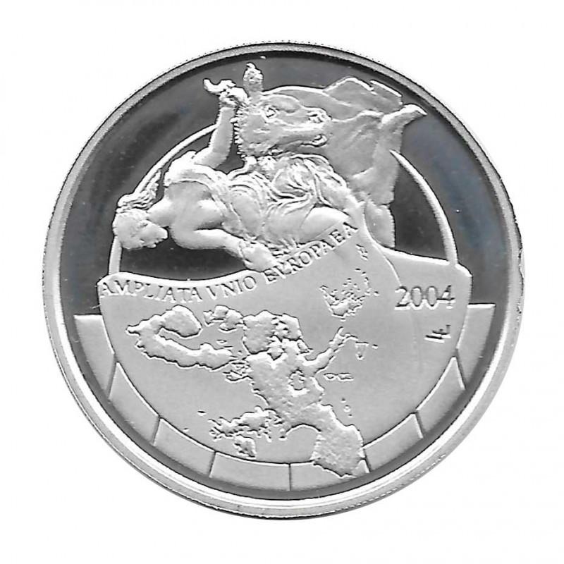 Moneda de plata 10 euros Bélgica Ampliación Unión Europea Año 2004 | Monedas de colección - Alotcoins