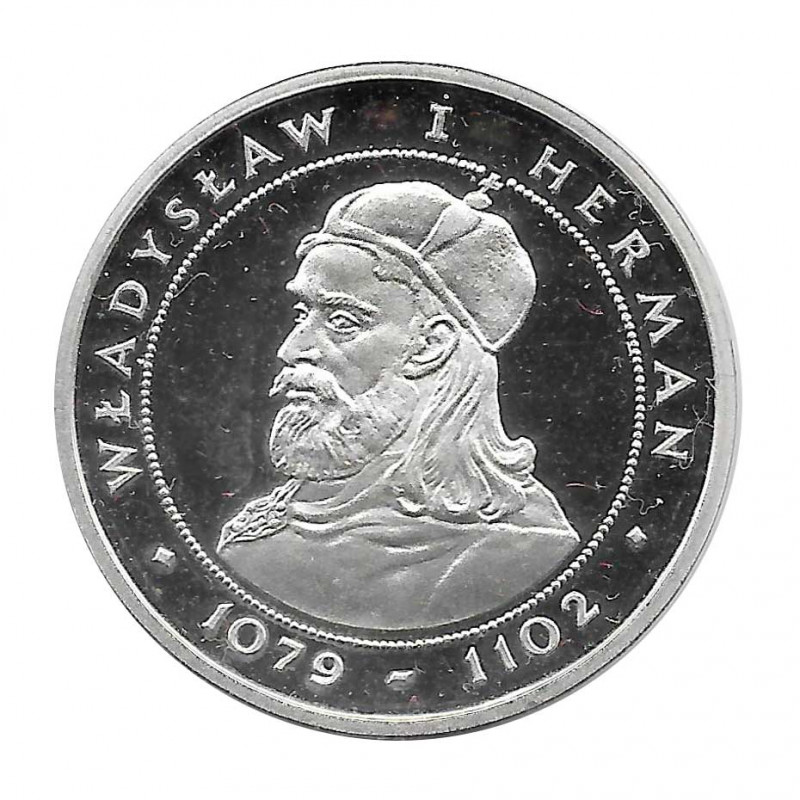 Silver Coin 200 Złotych Poland Vladislao I Herman Year 1981 | Collectible Coins - Alotcoins