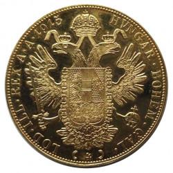 Goldmünze von 4 dukaten Österreich Franz Joseph I 13,96 g Jahr 1915 Gedenkmünzen Sammermünzen | Numismatik Store - Alotcoins
