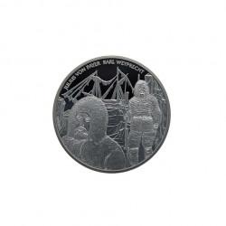 Goldmünze von 20 euro Österreich Polarexpedition Tegetthoff Jahr 2005 Polierte Platte PP   Numismatik Shop - Alotcoins