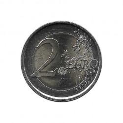 Gedenkmünze 2 Euro Spanien die Alhambra in Granada Jahr 2011 Unzirkuliert UNZ | Sammlermünzen - Alotcoins