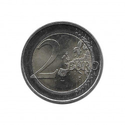 Commemorative Coin 2 Euros Finland Jean Sibelius Year 2015 Uncirculated UNC | Numismatics Shop - Alotcoins