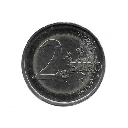 Commemorative Coin 2 Euros Belgium Royal Meteorological Institute Year 2013 Uncirculated UNC | Numismatics Shop - Alotcoins