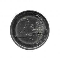 Moneda 2 Euros Conmemorativa Bélgica Real Instituto Meteorológico Año 2013 Sin circular SC | Numismática española - Alotcoins