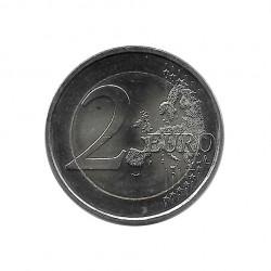 Gedenkmünze 2 Euro Finnland 30 Jahre EU-Flagge Jahr 2015 Unzirkuliert UNZ | Sammlermünzen - Alotcoins