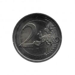 Moneda 2 Euros Conmemorativa Luxemburgo 175 años de la nación Año 2014 Sin circular SC | Numismática española - Alotcoins