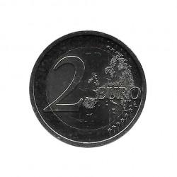 Euromünze 2 Euro Slowakei Beitritt Europäische Union Jahr 2014 Unzirkuliert UNZ | Numismatik Shop - Alotcoins