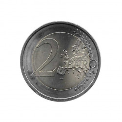 Commemorative Coin 2 Euros Portugal Red Cross Year 2015 Uncirculated UNC | Numismatics Store - Alotcoins