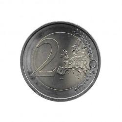 Moneda 2 Euros Conmemorativa Portugal Cruz Roja Año 2015 Sin circular SC | Numismática española - Alotcoins