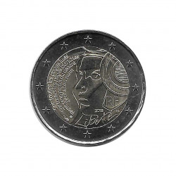 Commemorative Coin 2 Euros France Festival of the Federation Year 2015 Uncirculated UNC   Collectible coins - Alotcoins