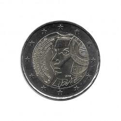 Gedenkmünze 2 Euro Frankreich Festival der Föderation Jahr 2015 Unzirkuliert UNZ | Euromünzen - Alotcoins