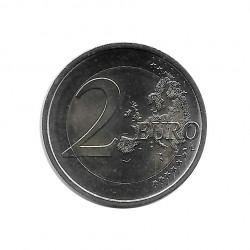 Moneda 2 Euros Conmemorativa Eslovaquia Universidad Istropolitana Año 2017 Sin circular SC | Numismática española - Alotcoins