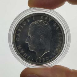 Gedenkmünze 100 Peseten Spain Weltmeisterschaft 1982 Jahr 1980 stern 80 Unzirkuliert UNZ   Numismatik Shop - Alotcoins