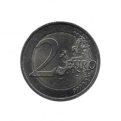 Commemorative Coin 2 Euros Portugal 25th of April bridge Year 2016 Uncirculated UNC | Numismatics Store - Alotcoins