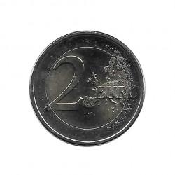 Gedenkmünze 2 Euro Luxemburg Henri Beitritt Jahr 2015 Unzirkuliert UNZ | Sammlermünzen - Alotcoins