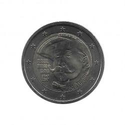 Commemorative Coin 2 Euros Portugal Raul Brandão Year 2017 Uncirculated UNC | Collectible coins - Alotcoins