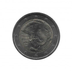 Moneda 2 Euros Conmemorativa Portugal Raúl Brandão Año 2017 Sin circular SC | Monedas de colección - Alotcoins