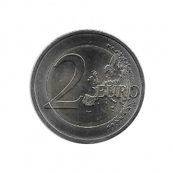 Commemorative Coin 2 Euros Portugal Raul Brandão Year 2017 Uncirculated UNC | Numismatics Store - Alotcoins