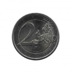 Commemorative Coin 2 Euros Luxembourg Henri I National Anthem Year 2013 Uncirculated UNC | Collectible Coins - Alotcoins
