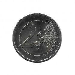 Gedenkmünze 2 Euro Luxemburg Henri I Nationalhymne Jahr 2013 Unzirkuliert UNZ | Sammlermünzen - Alotcoins