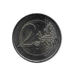 Commemorative Coin 2 Euros France World AIDS Day on December 1 2020 Year 2014 Uncirculated UNC | Numismatics Shop - Alotcoins