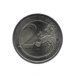 Commemorative Coin 2 Euro France Abbé Pierre Year 2012 Uncirculated UNC | Numismatics Shop - Alotcoins