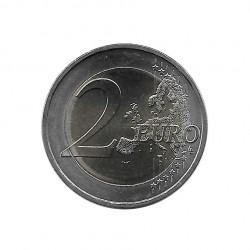 Moneda 2 euros Conmemorativa Alemania Iglesia San Miguel Hamburgo J año 2008 Sin circular SC | Monedas de colección - Alotcoins