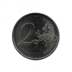 Moneda 2 euros Conmemorativa Alemania Iglesia San Miguel Hamburgo F año 2008 Sin circular SC | Monedas de colección - Alotcoins