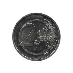 Moneda 2 euros Conmemorativa Alemania Iglesia San Miguel Hamburgo D año 2008 Sin circular SC | Monedas de colección - Alotcoins