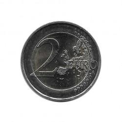 Gedenkmünze 2 Euro Malta Ħaġar Qim Tempel Jahr 2017 Unzirkuliert UNZ   Euromünzen - Alotcoins