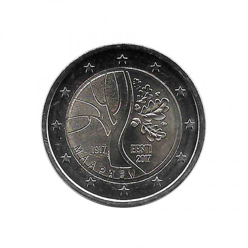 Euromünze 2 Euro Estland Weg zur Unabhängigkeit Jahr 2017 Unzirkuliert UNZ | Numismatika Shop - Alotcoins
