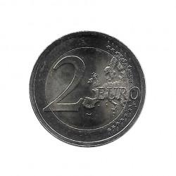 Moneda 2 Euros Conmemorativa Estonia Independencia Año 2018 Sin circular SC | Monedas de colección - Alotcoins